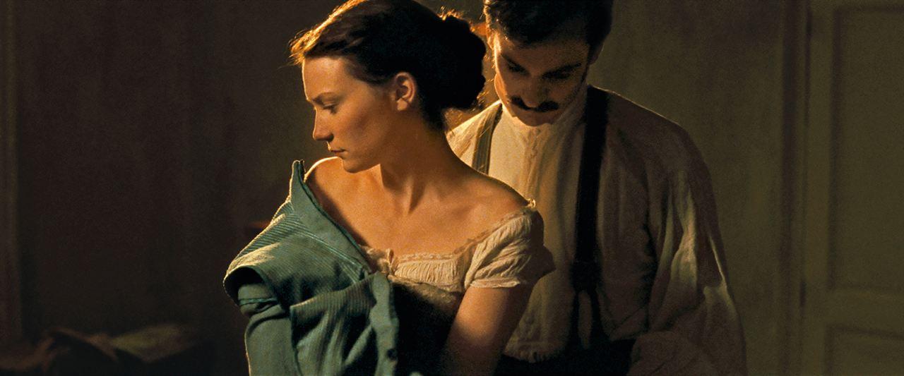 Madame Bovary : Photo Henry Lloyd-Hughes, Mia Wasikowska