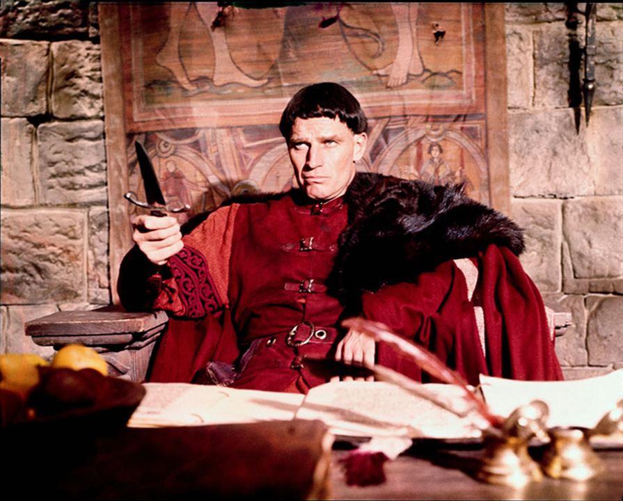 Le Seigneur de la guerre : Photo Charlton Heston