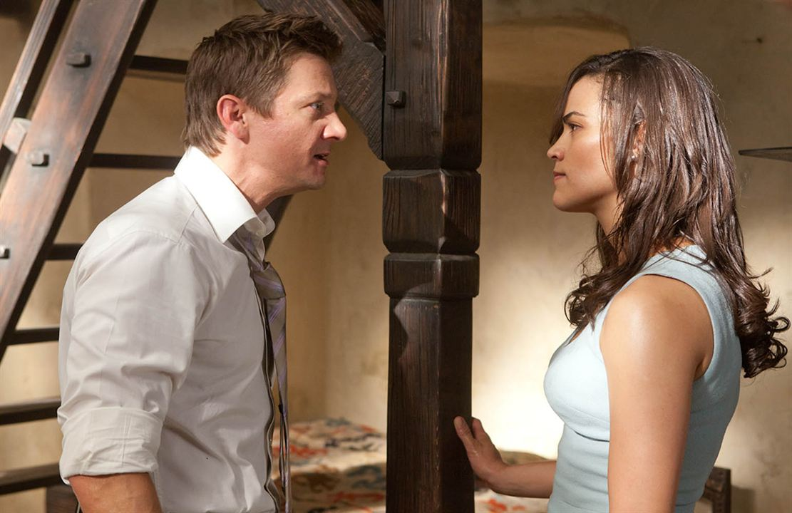 Mission : Impossible - Protocole fantôme : Photo Jeremy Renner, Paula Patton