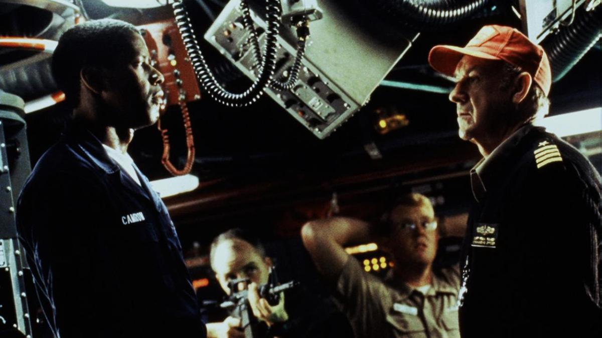 USS Alabama : Photo Denzel Washington