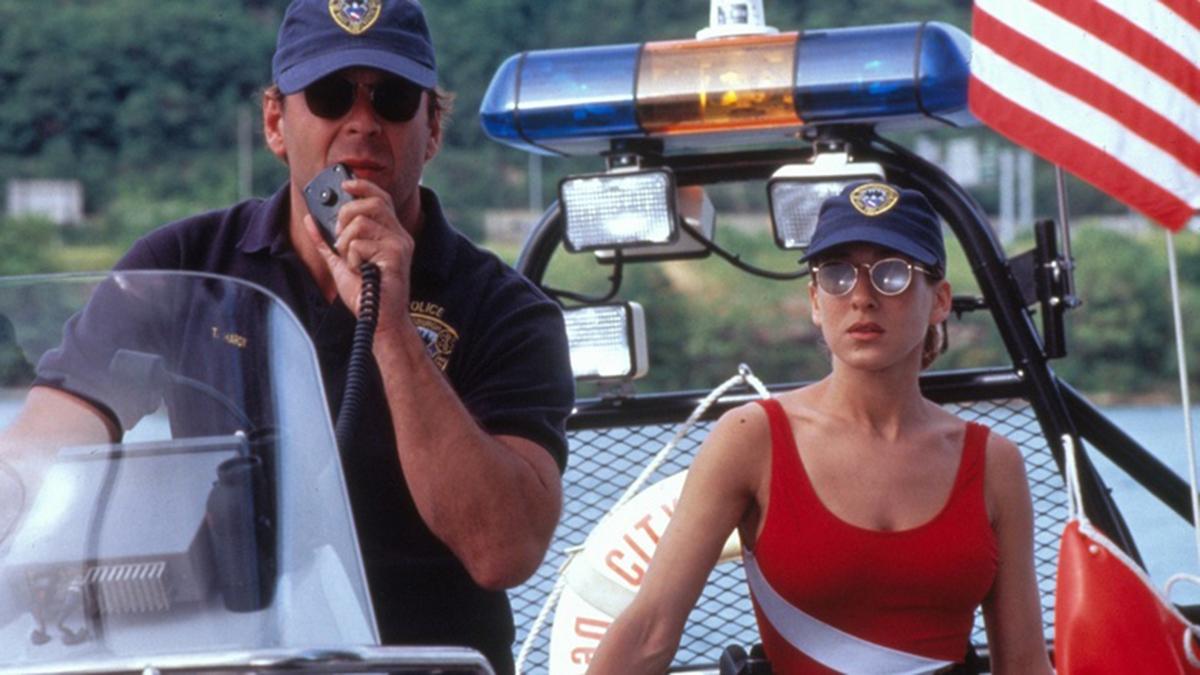Piège en eaux troubles : Photo Bruce Willis, Sarah Jessica Parker