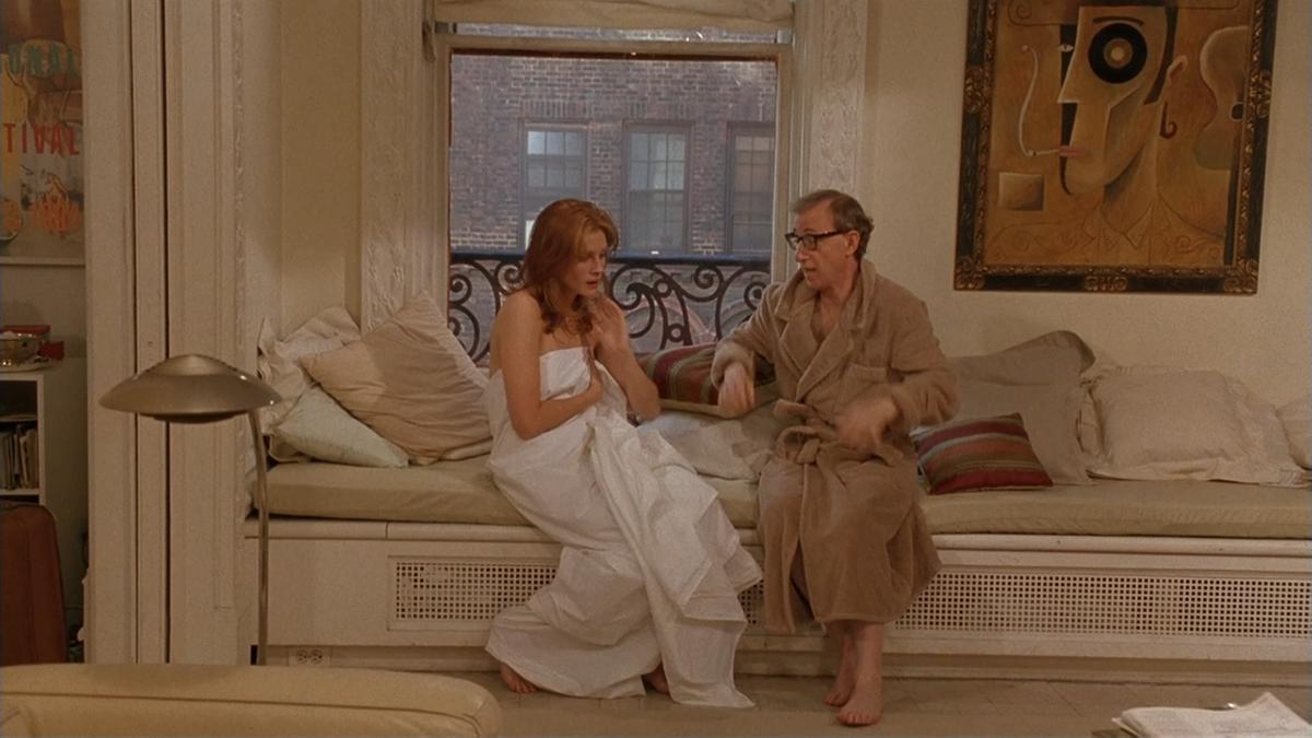 Tout le monde dit I love you : Photo Julia Roberts, Woody Allen