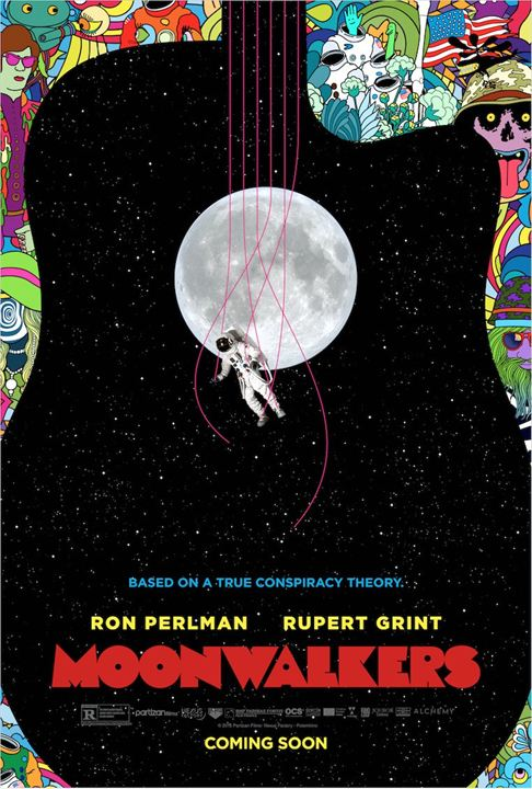 Moonwalkers : Affiche