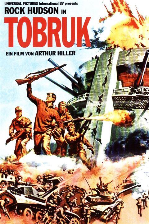 Tobruk : Affiche
