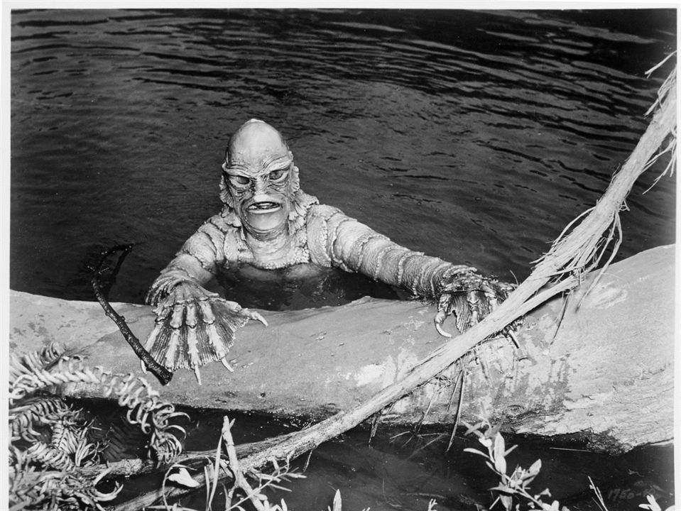 L'Etrange créature du lac noir : Photo