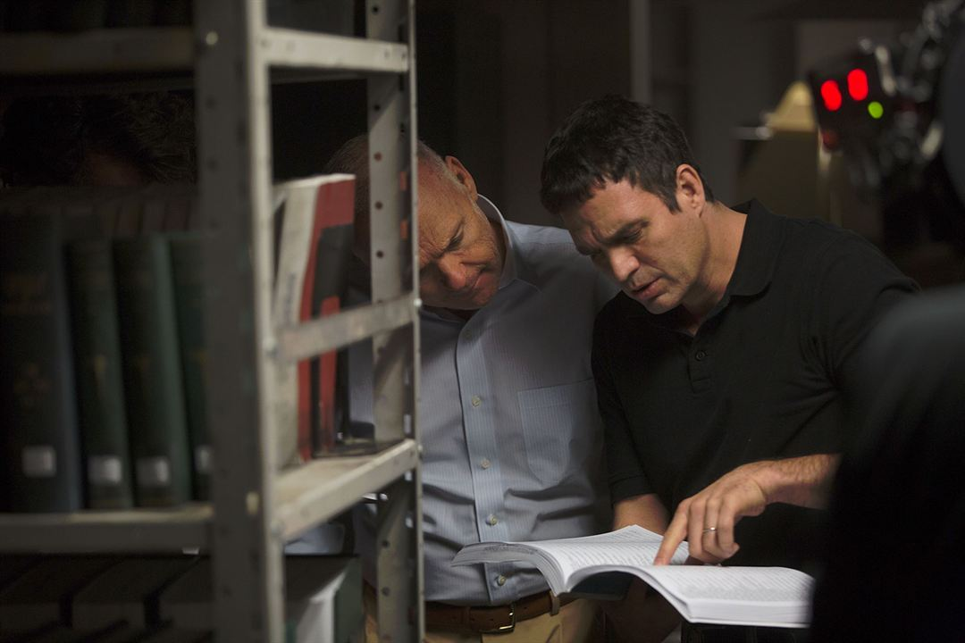 Spotlight : Photo Mark Ruffalo, Michael Keaton
