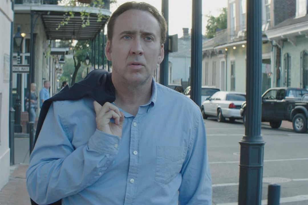 The Runner : Photo Nicolas Cage