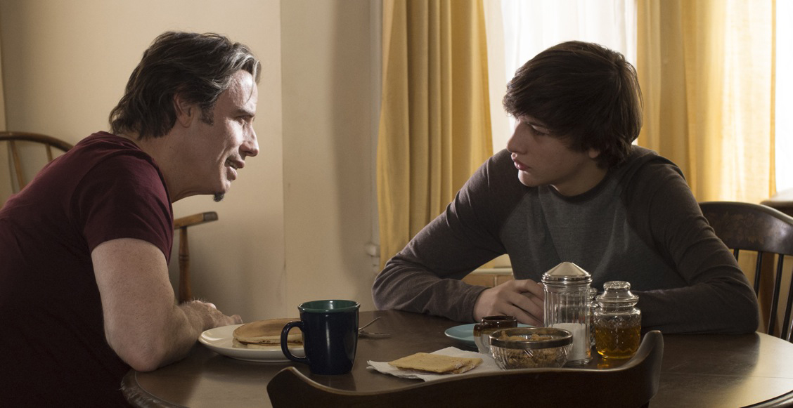 L'Affaire Monet : Photo John Travolta, Tye Sheridan