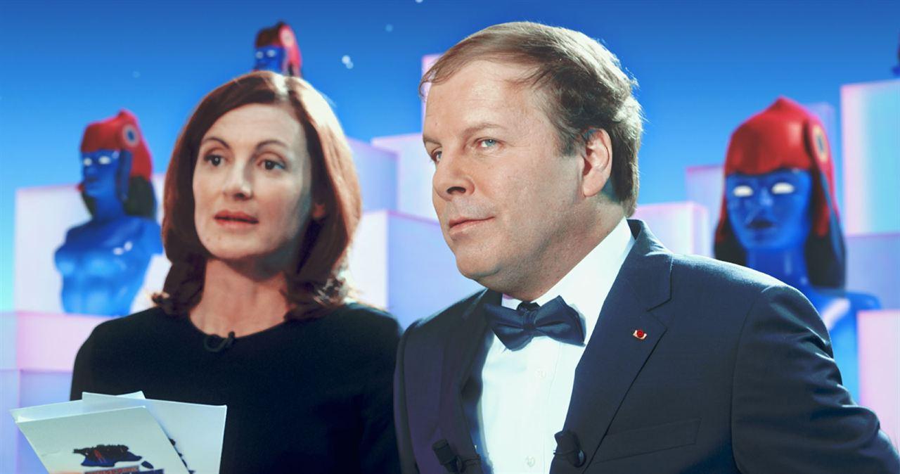 Gaz de France : Photo Elisabeth Mazev, Philippe Katerine