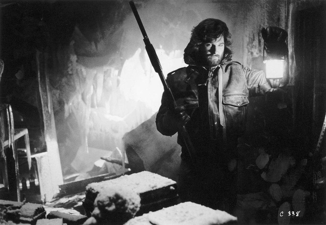 The Thing : Photo Kurt Russell