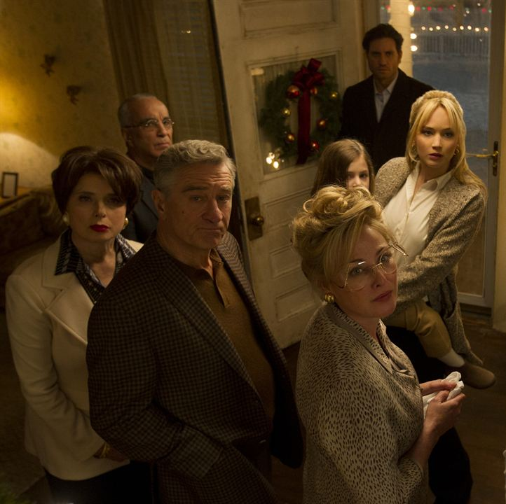 Joy : Photo Édgar Ramírez, Isabella Rossellini, Jennifer Lawrence, Robert De Niro, Virginia Madsen