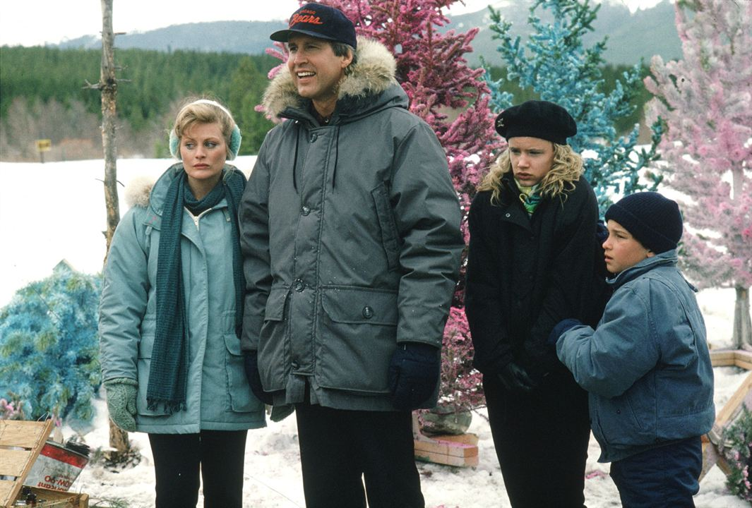 Le Sapin a les boules : Photo Beverly D'Angelo, Chevy Chase, Johnny Galecki, Juliette Lewis