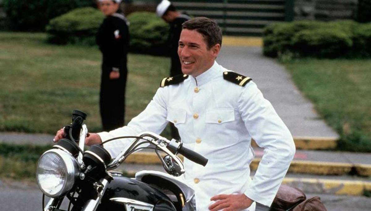 Officier et gentleman : Photo Richard Gere