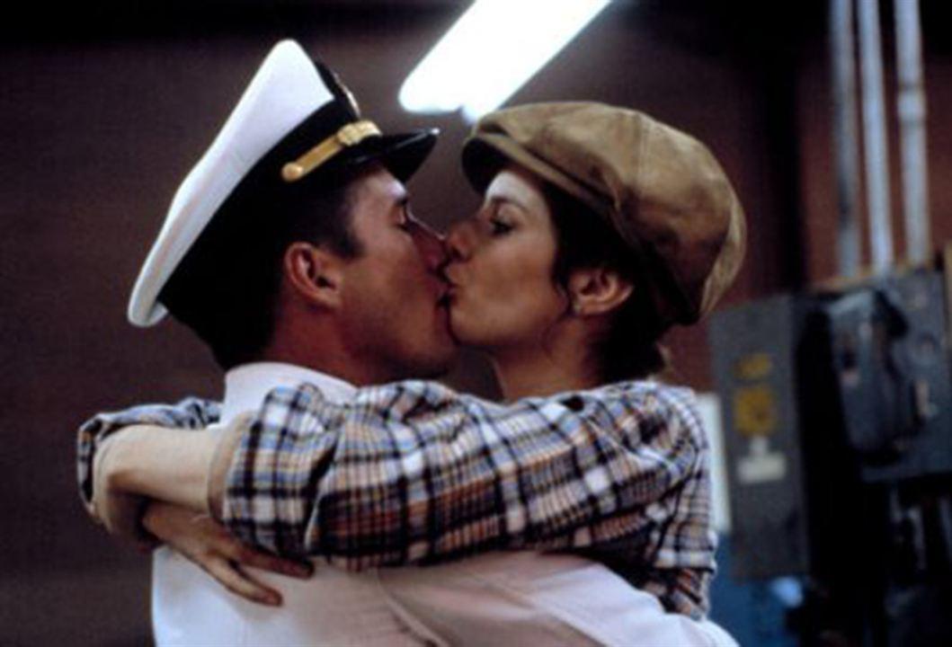 Officier et gentleman : Photo Debra Winger, Richard Gere