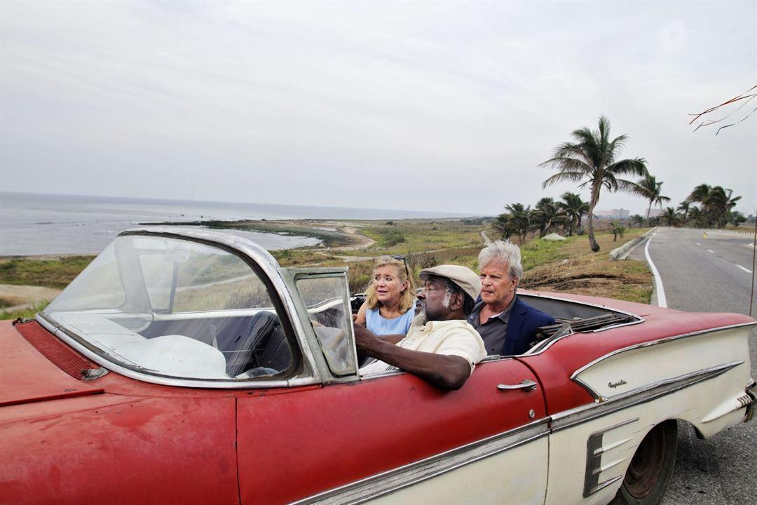 Photo Alden Knight, Jutta Speidel, Peter Sattmann