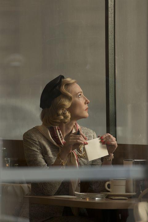 Carol : Photo Cate Blanchett