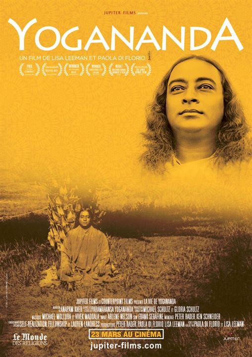 Yogananda : Affiche