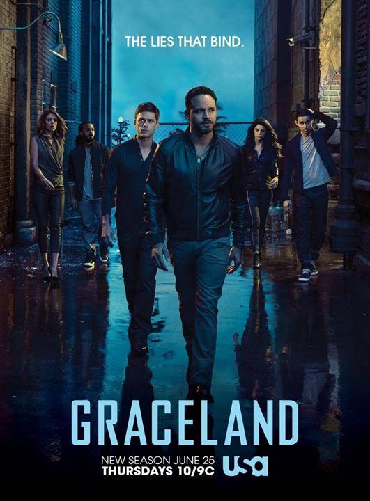 Graceland : Affiche