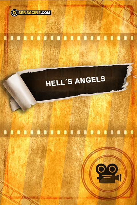 Hell's Angels : Affiche