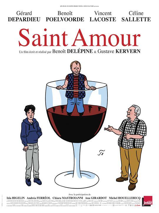 Saint Amour : Affiche