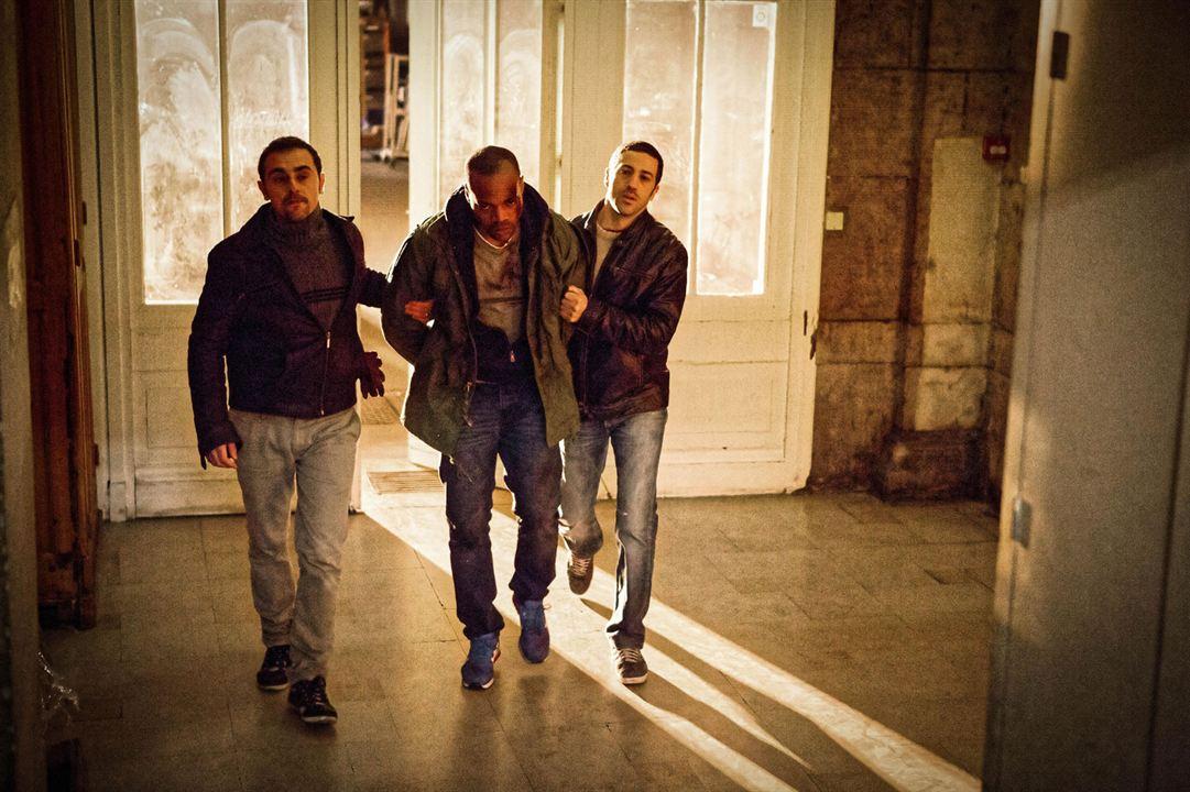 Flic tout simplement : Photo Brahim Tekfa, Nicolas Mouen, Sylvain Charbonneau
