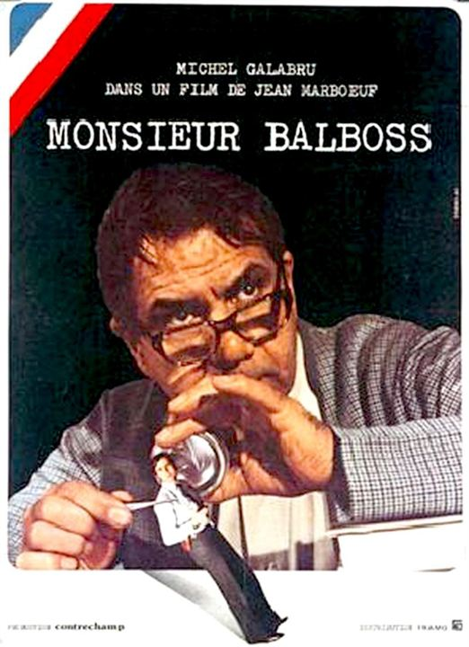 Monsieur Balboss : Affiche