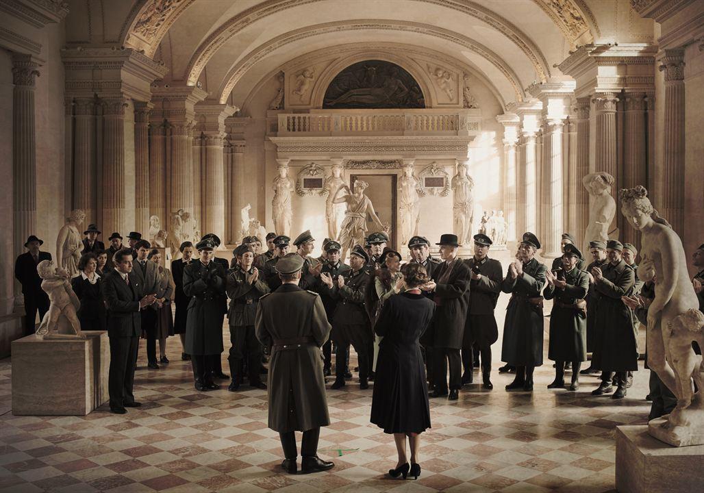 Francofonia, le Louvre sous l'Occupation : Photo Louis-Do de Lencquesaing
