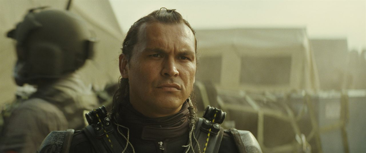Suicide Squad : Photo Adam Beach
