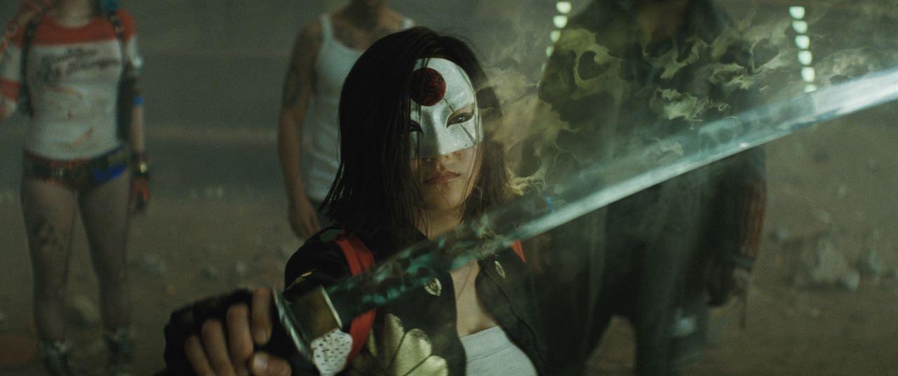 Suicide Squad : Photo Karen Fukuhara