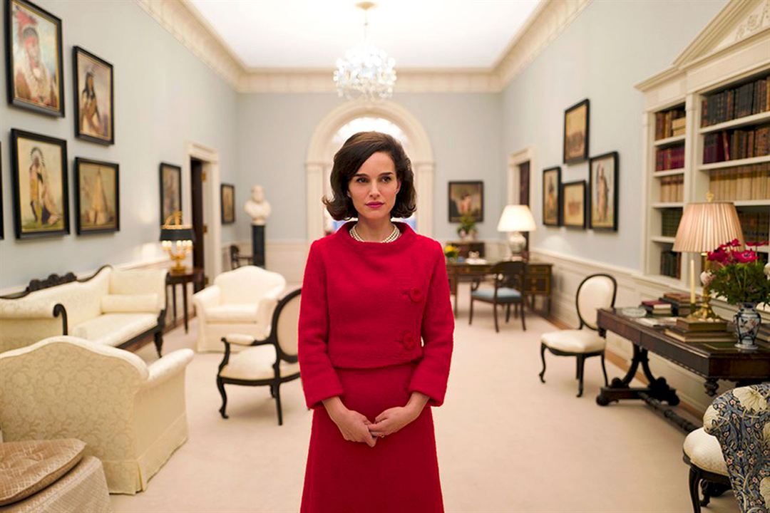 Jackie : Photo Natalie Portman