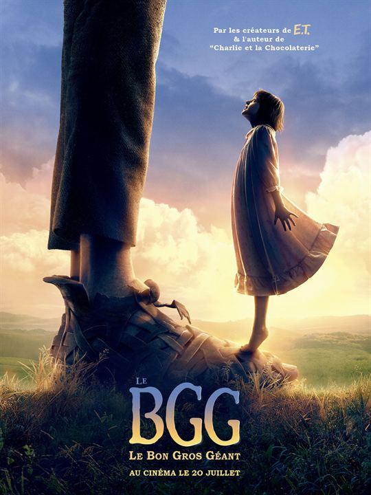 Le BGG – Le Bon Gros Géant : Affiche