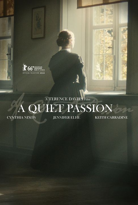 Emily Dickinson, A Quiet Passion : Affiche