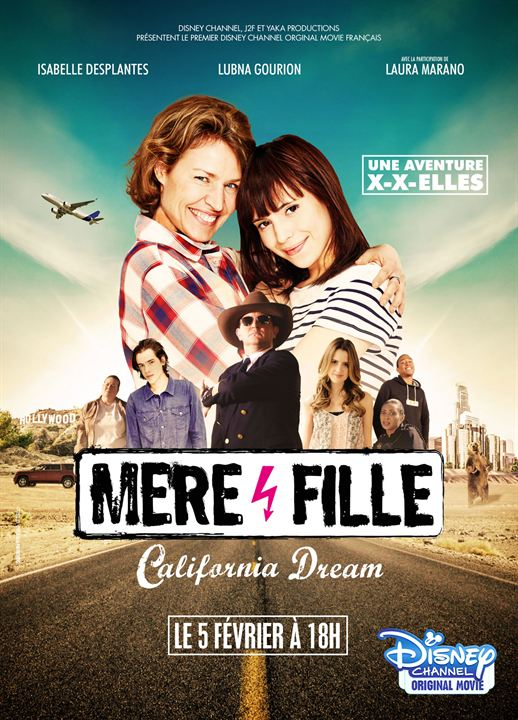 MÈRE ET FILLE, CALIFORNIA DREAM