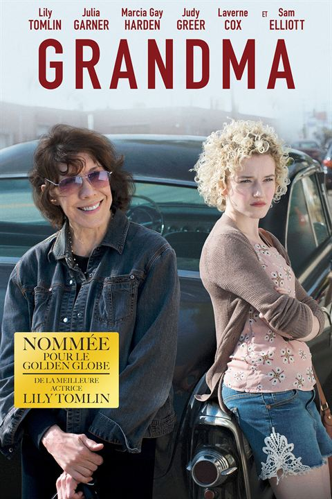 Grandma FRENCH BDRIP 2016