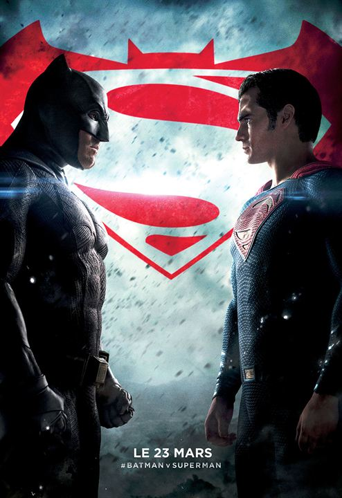 Batman v Superman : L'Aube de la Justice FRENCH TS MD 2016