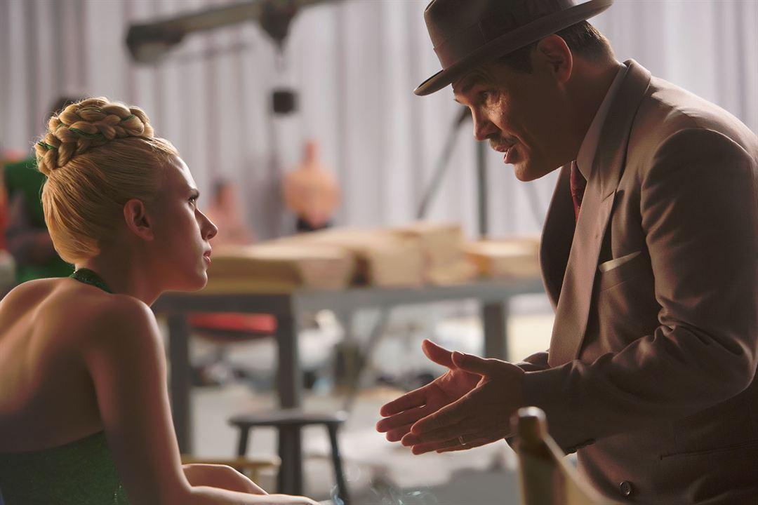 Ave, César! : Photo Josh Brolin, Scarlett Johansson