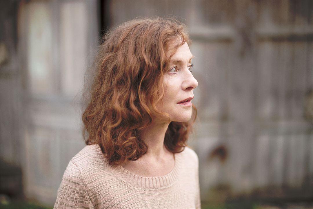 L'Avenir : Photo Isabelle Huppert