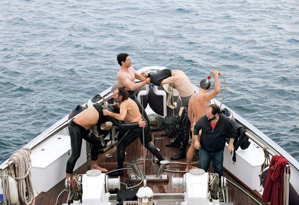 Chevalier : Photo Makis Papadimitriou, Panos Koronis, Sakis Rouvas, Vangelis Mourikis, Yorgos Kendros