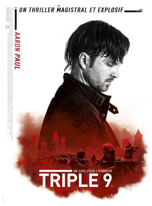 Triple 9 : Affiche