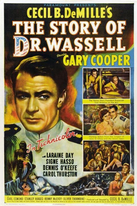 L'Odyssée du Dr. Wassell : Affiche