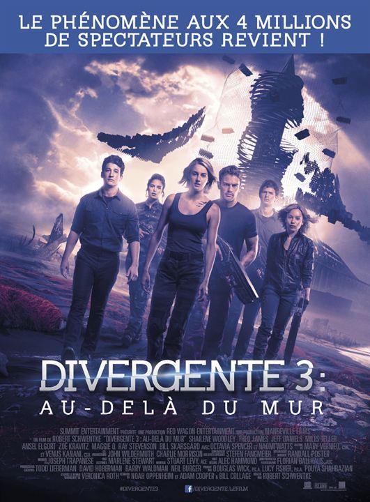 Divergente 3 : au-delà du mur VOSTFR TS AC3 2016