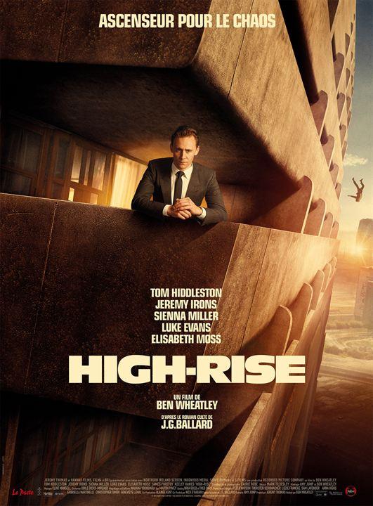 High-Rise : Affiche