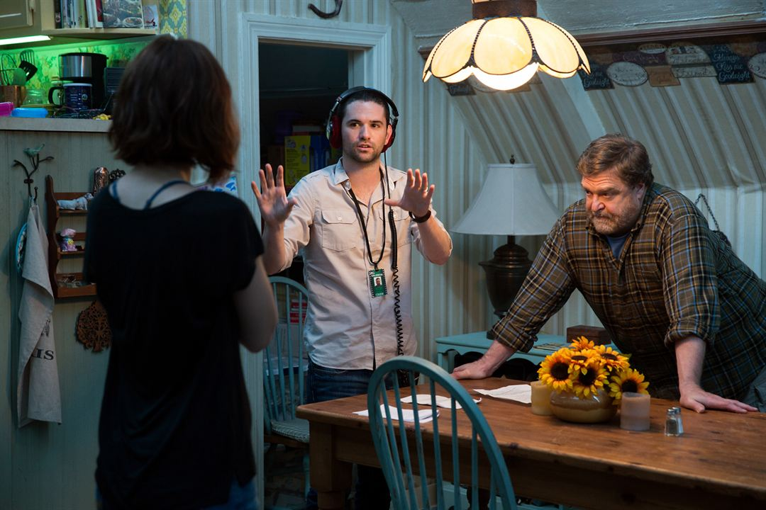 10 Cloverfield Lane : Photo Dan Trachtenberg, John Goodman, Mary Elizabeth Winstead