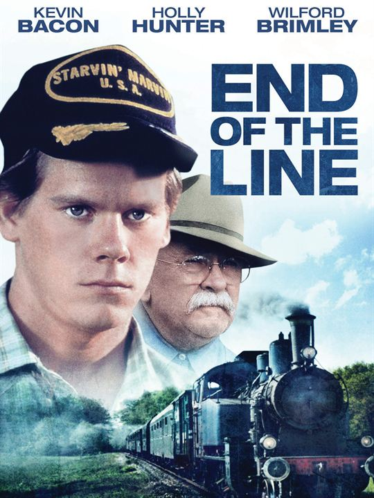 End of the Line : Affiche