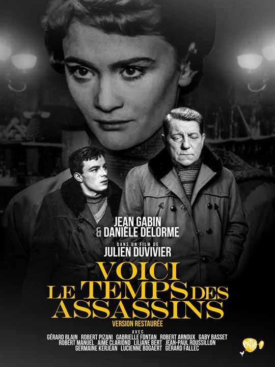 Voici le temps des assassins bluray