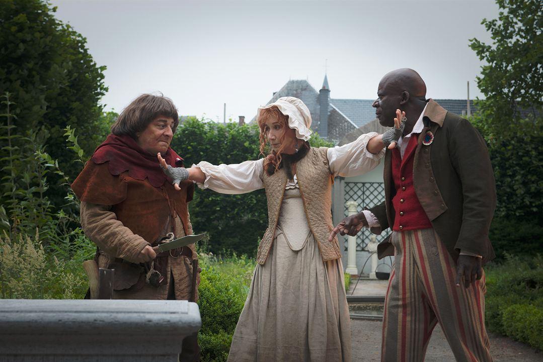Les Visiteurs - La Révolution : Photo Christian Clavier, Marie-Anne Chazel, Pascal NZonzi