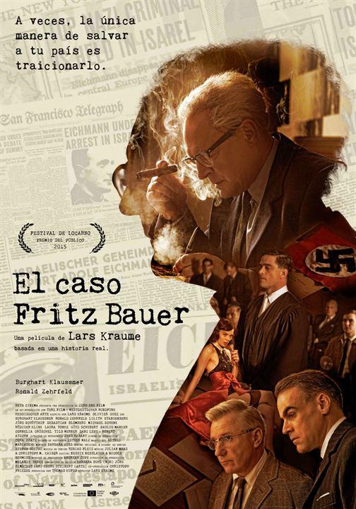Fritz Bauer, un héros allemand : Affiche