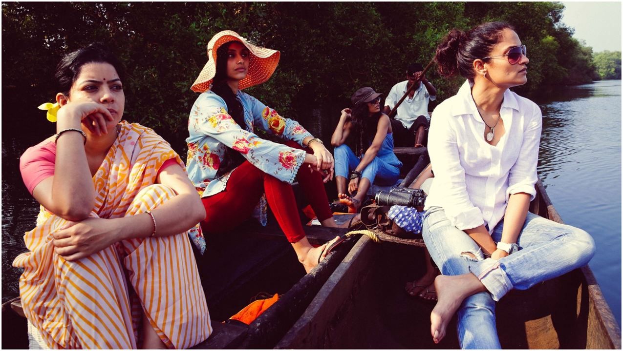 Déesses indiennes en colère : Photo Pavleen Gujral, Rajshri Deshpande, Sandhya Mridul, Sarah-Jane Dias