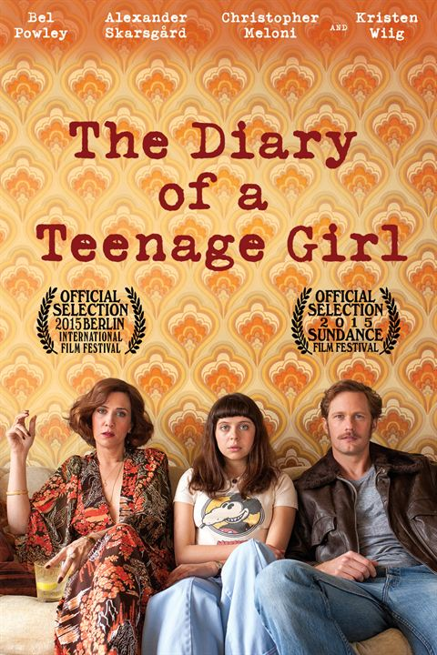 The Diary of a Teenage Girl : Affiche