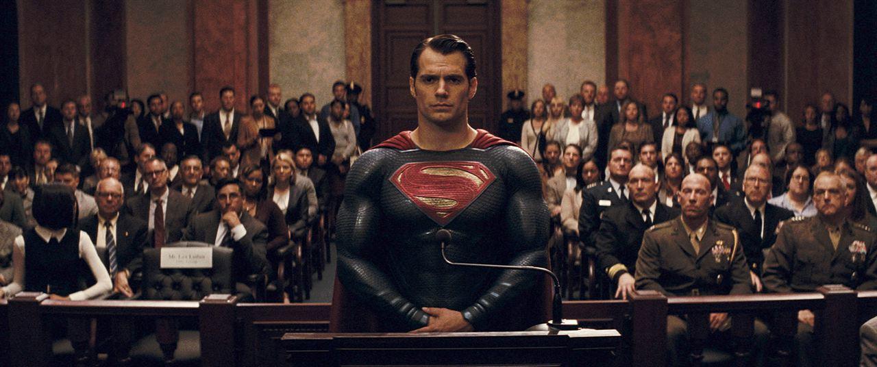Batman v Superman : L'Aube de la Justice : Photo Henry Cavill